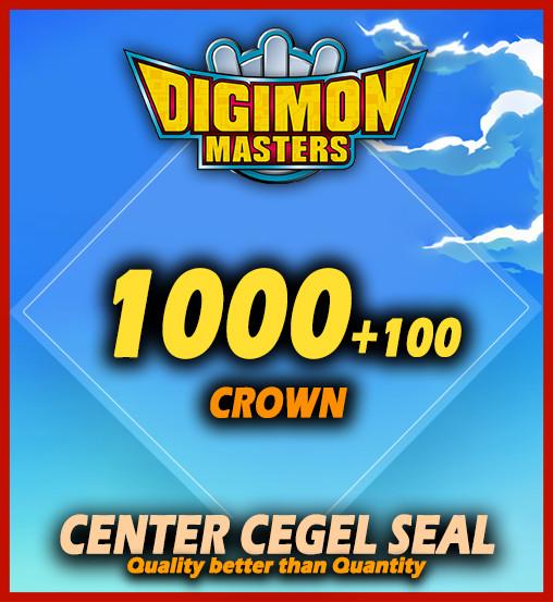 1000 Crown (All Server)
