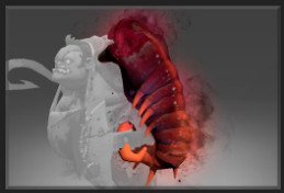 Scavenging Guttleslug (Immortal TI7 Pudge)