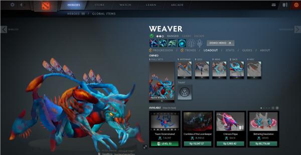 Master Weaver (Weaver Set)