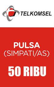 TSEL Rp.50.000 (REGULER)