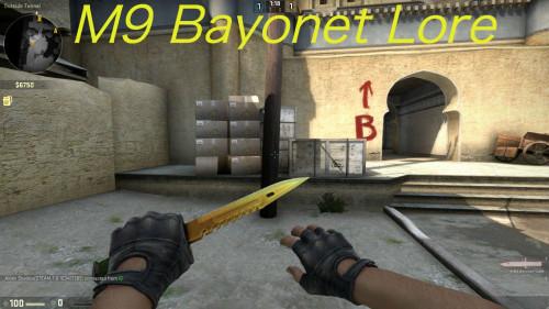 Bayonet | Lore (minimal Wear)