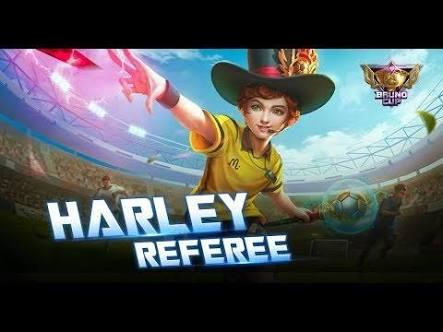 Harley Referee