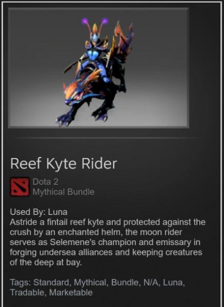 Reef Kyte Rider (Unlock style 2)
