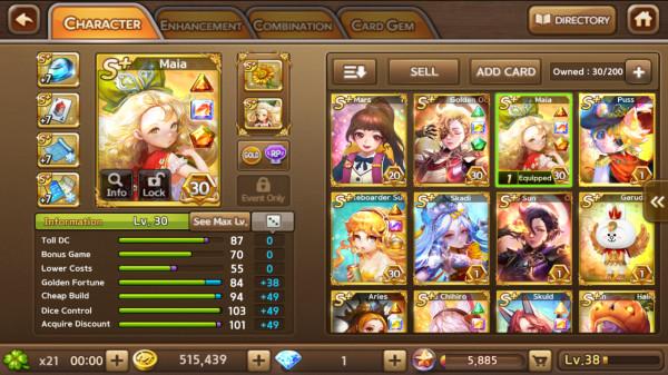 Maia + Gold Odin Pendant S+ 7