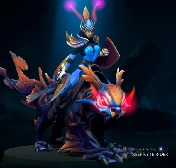 Reef Kyte Rider FULL UNLOCK (Luna Set)
