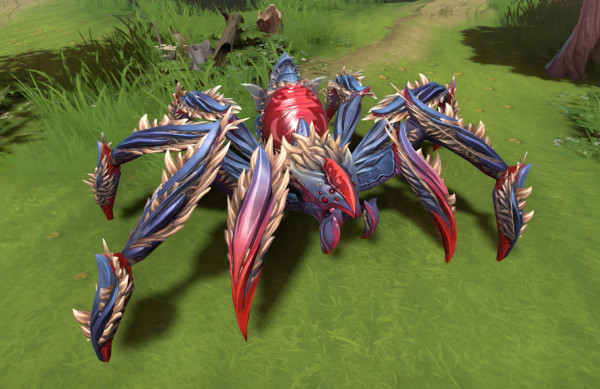 Pattern of the Silken Queen (Broodmother Set)