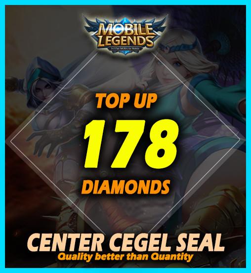 Top Up 178 Diamonds