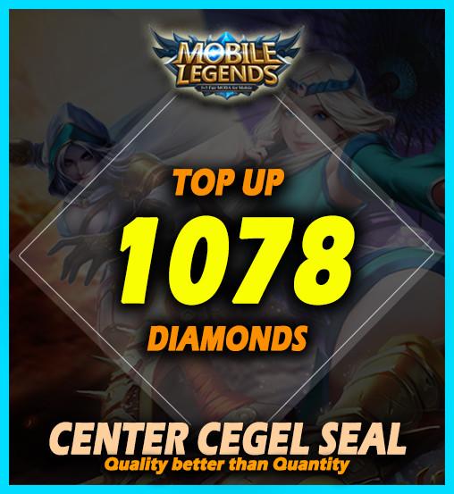 Top Up 1078 Diamonds