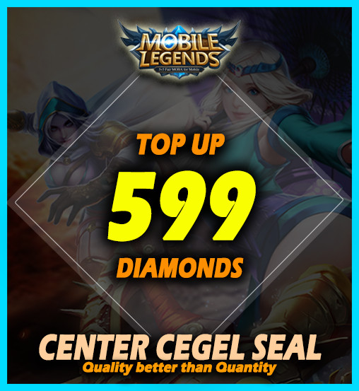 Top Up 599 Diamonds