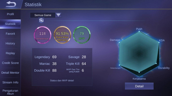 LEGEND/ SAVAGE 28/ WINRATE 90%++/CN ON/SULTAN