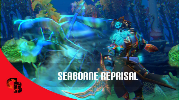 Seaborne Reprisal (Kunkka Set)