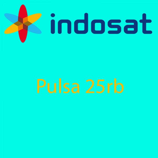 Indosat 25rb