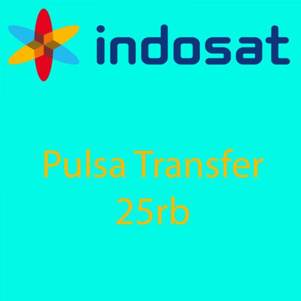 Indosat Transfer 25rb