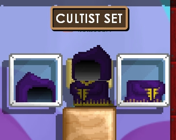 CULTIST SET