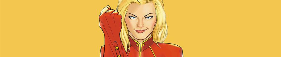 5 Komik Wajib Sebelum Nonton Captain Marvel Tahun Depan