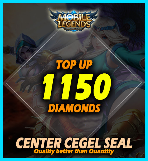 Top Up 1150 Diamonds