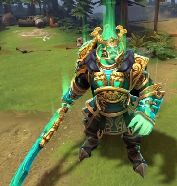Ritual of the Dreadborn Regent (Wraith King Set)