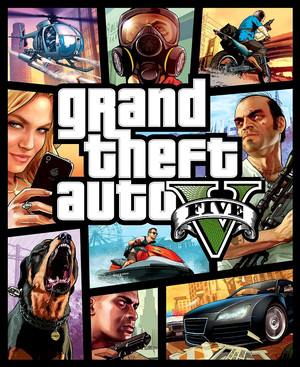 Grand Theft Auto Five (V) - Rockstarclub