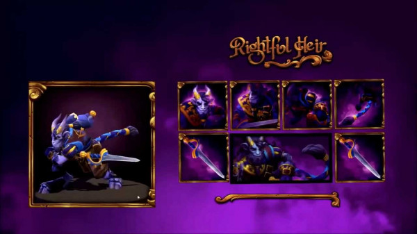 Rightful Heir (Riki Set)