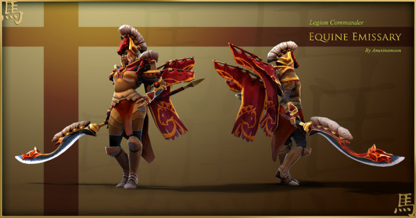 Equine Emissary (Legion Commander Set)