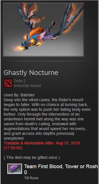 Ghastly Nocturne