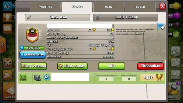 Clan Level 10