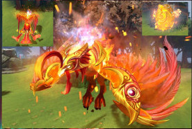 Golden Nirvana (Phoenix Set)
