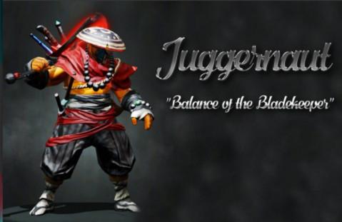 Balance of the Bladekeeper (Juggernaut Set)