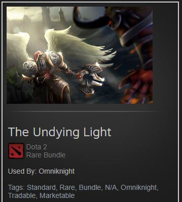The Undying Light (Omniknight Set)