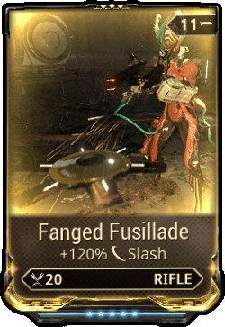 Fanged Fusilade