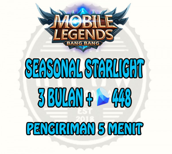 Seasonal Starlight + 448 Diamonds