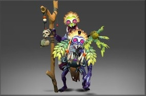 Masque of Awaleb Bundle (Witch Doctor Set)