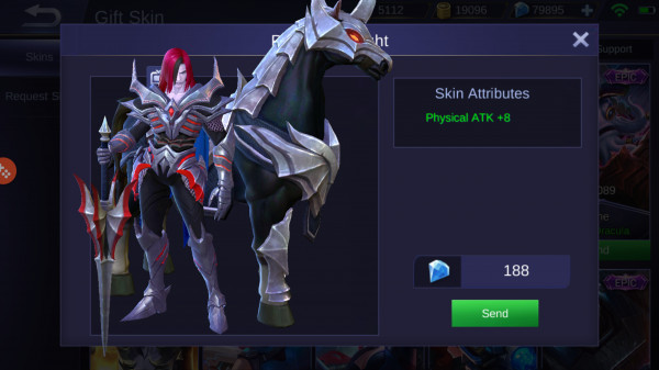 Phantom Knight (Skin Leomord)