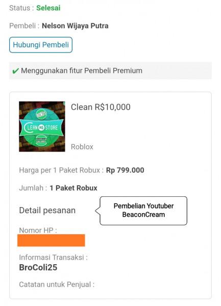Clean R$10,000