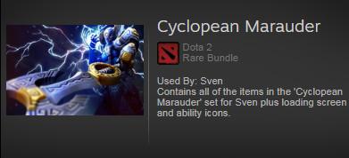 Cyclopean Marauder (Sven Set)
