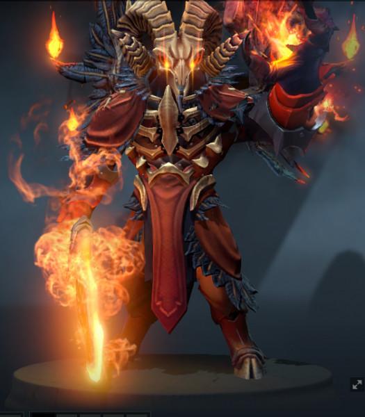 Fires of Vashundol (Doom Set)