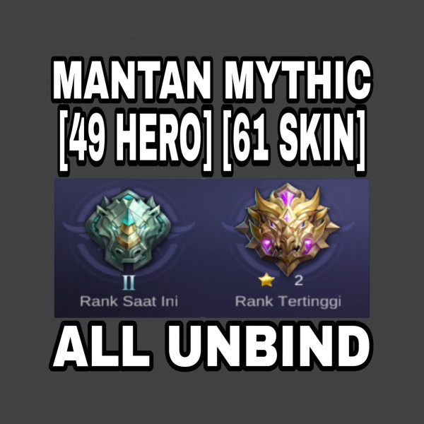 Akun Epic, Hero & Skin GG, Sultan
