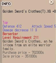 TBS Zerk 20x.XG+8 (Golden Sword)