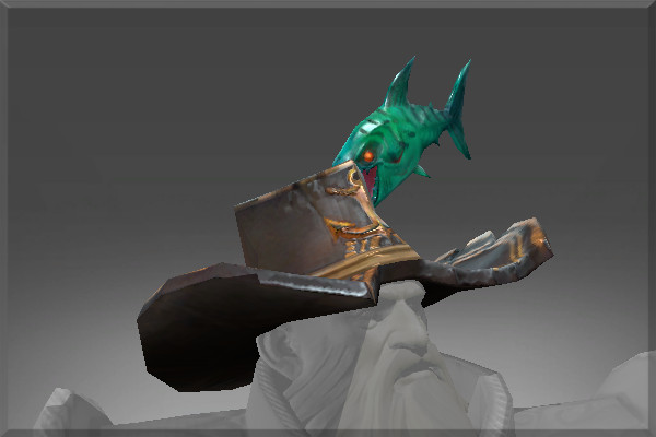 Genuine Hat of the Kraken (Kunkka)