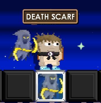 DEATH SCARF