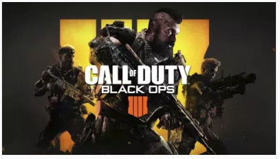Call of Duty Black Ops 4 - Standard Edition