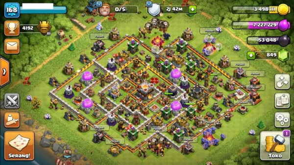 Town Hall 11 MAXX TITAN Hero 38-42-19