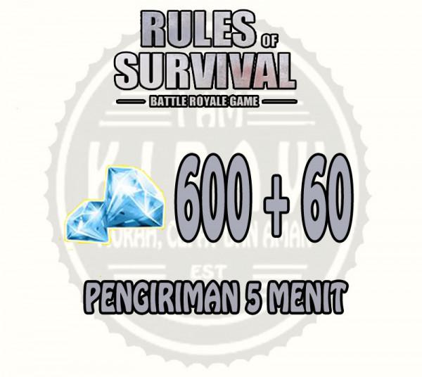 600 Diamonds