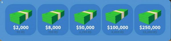 50.000 Money Jailbreak (Via Drop)