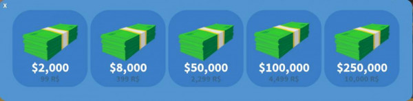 500.000 Money Jailbreak (Via Gift)