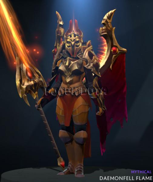 Daemonfell Flame (Legion Commander Set)