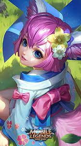 Nana - Wind Fairy ( Skin Ekslusif MPL )