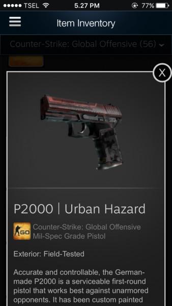 P2000 | urban hazard