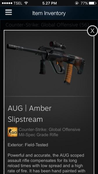 Aug | amber slipstream