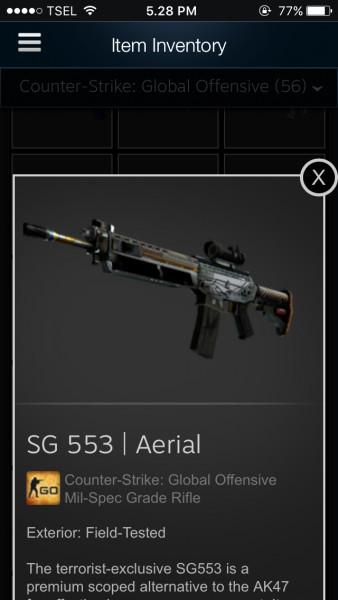 Sg 553 | aerial